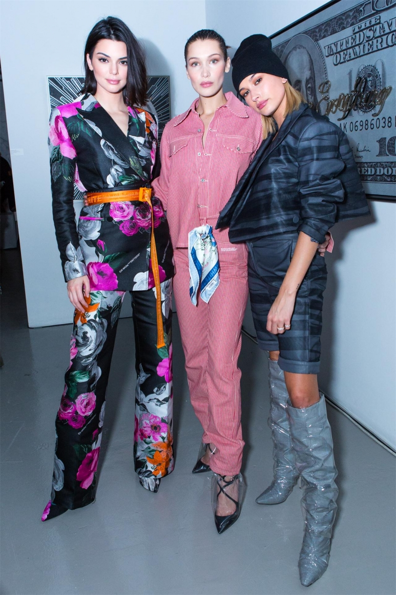 SANDRA CHOI & VIRGIL ABLOH HOST NYFW DINNER TO CELEBRATE THE OFF-WHITE CO JIMMY CHOO COLLECTION_KENDALL JENNER, BELLA HADID, HAILEY BALDWIN.jpg