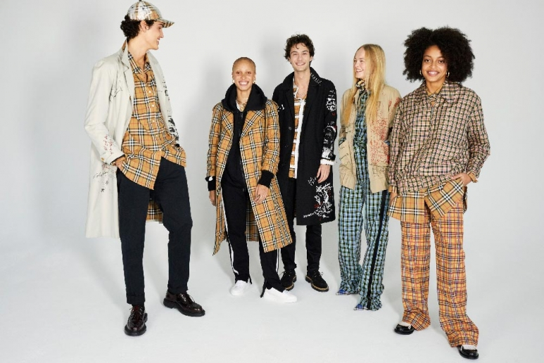 Riccardo-Ambrosio,-Adwoa-Aboah,-Oli-Green,-Jean-Campbell-and-Kesewa-Aboah-photographed-by-Juergen-Teller-for-Burberry--c-Courtesy-of-Burberry_Juergen-Teller.jpg